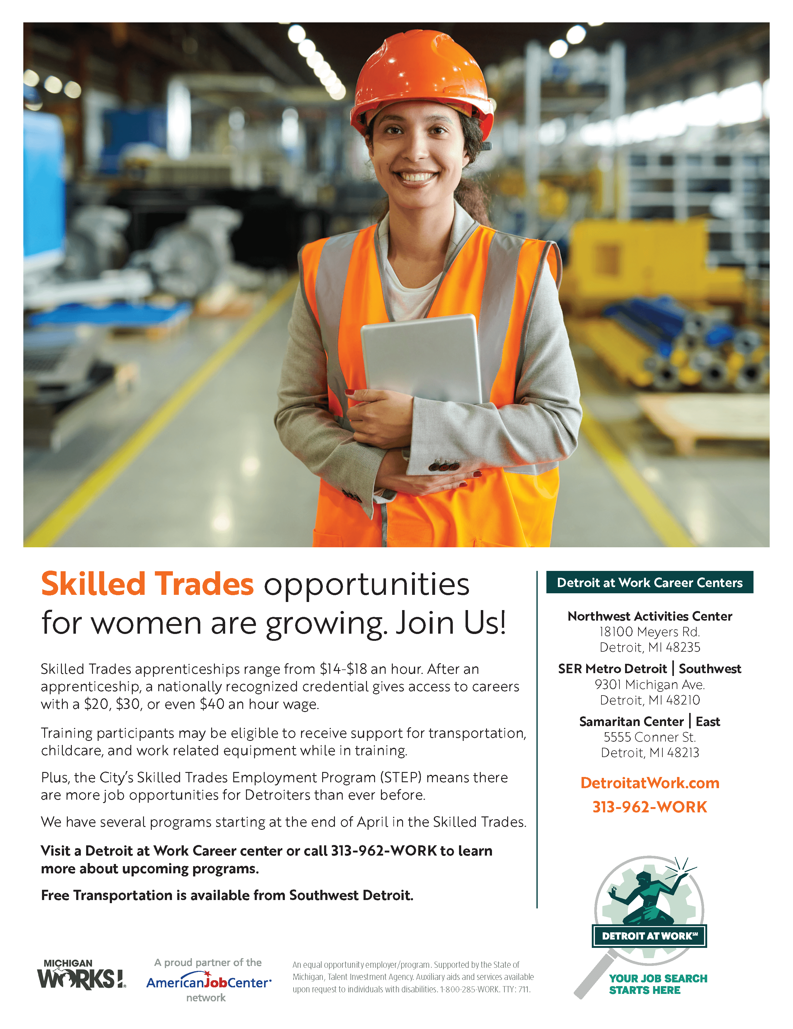 Women in Skilled Trades